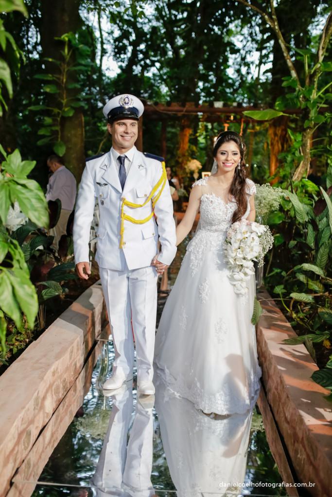 Thiago e Andressa