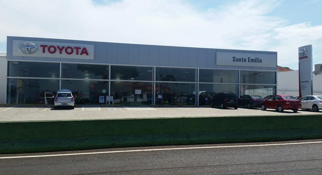 Toyota Franca