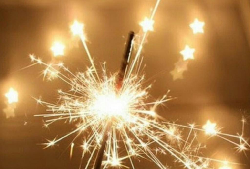 vela e estrelas