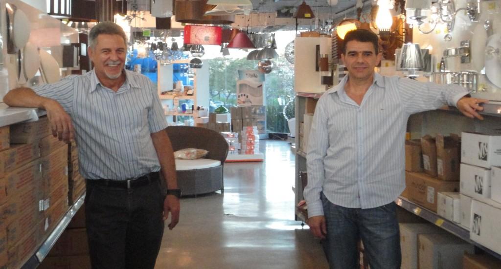 Alair Rodrigues de Freitas e Roberto José de Oliveira Capa