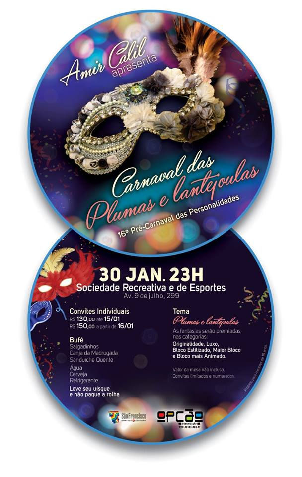 Carnaval Amir Calil