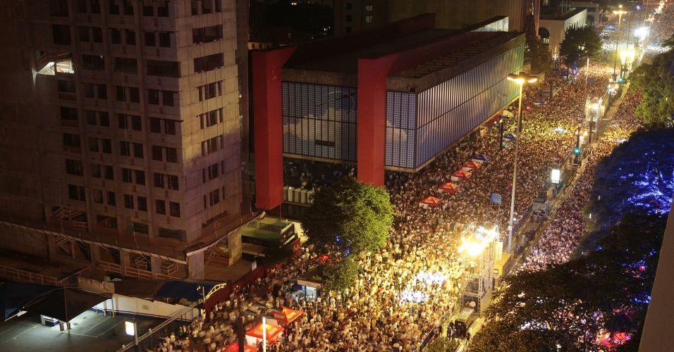 Reveillon Paulista