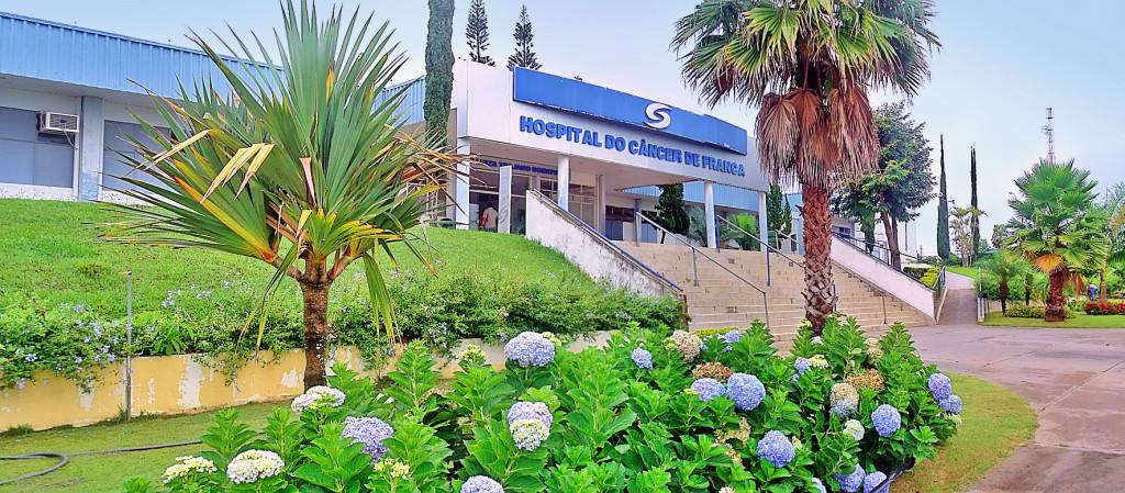 Capa Hospital Câncer Franca