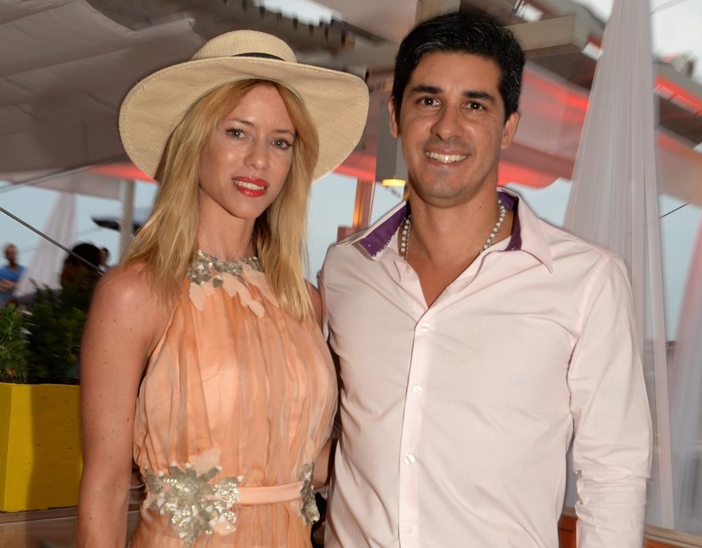 Capa Nicole Neumann y Javier Azcurra