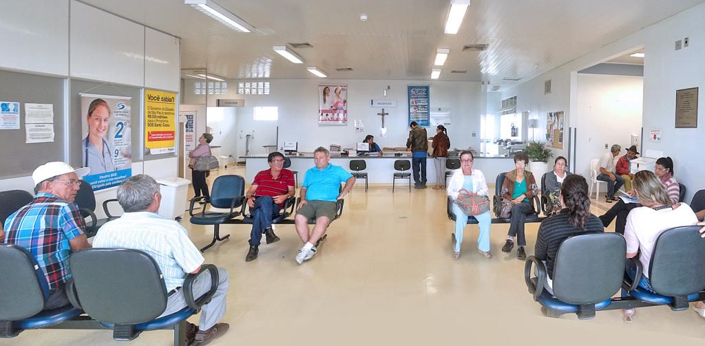 Hospital Câncer Franca_recepção_quimio