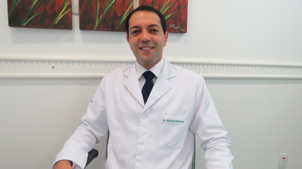 Oncologista Clínico, Fernando Maciel