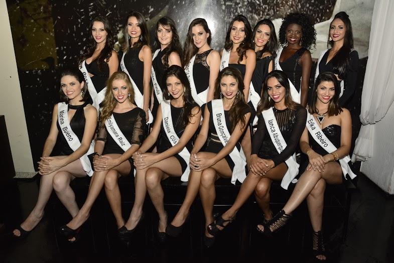 Miss Franca 2016 Candidatas