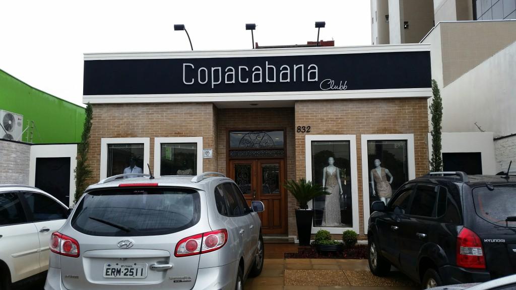 Fachada Copacabana Clubb