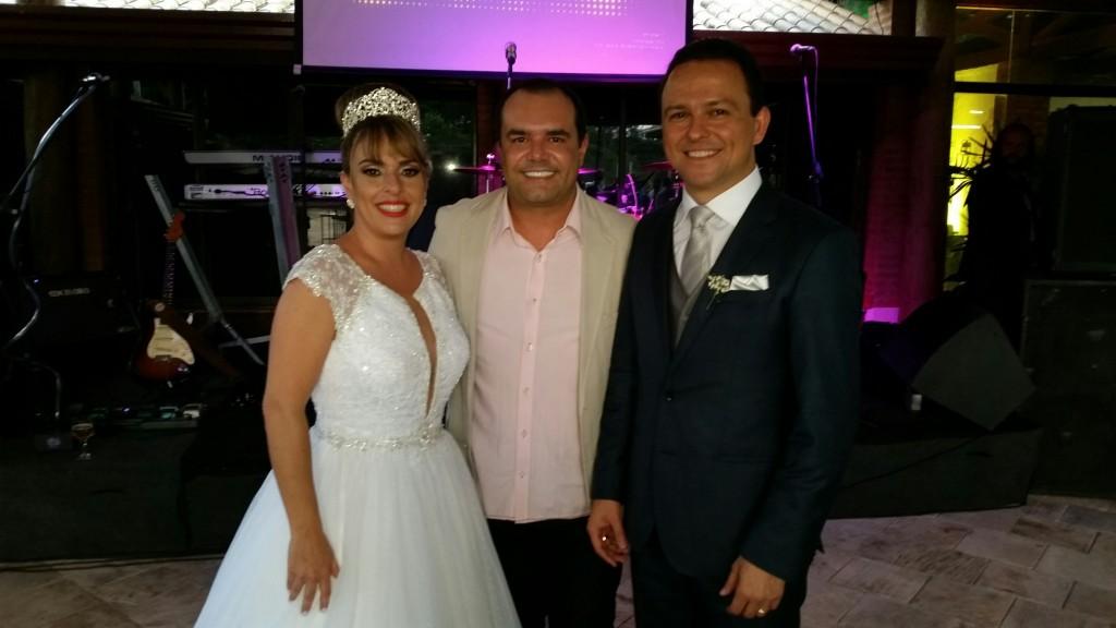 Michelle AP e Marco Antônio