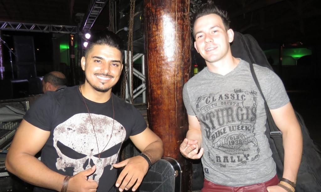 Rodrigo e Geron