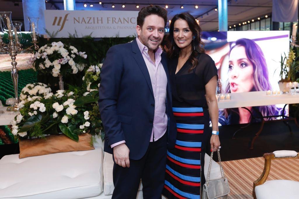 CP Nazih Francis e Roberta Santos