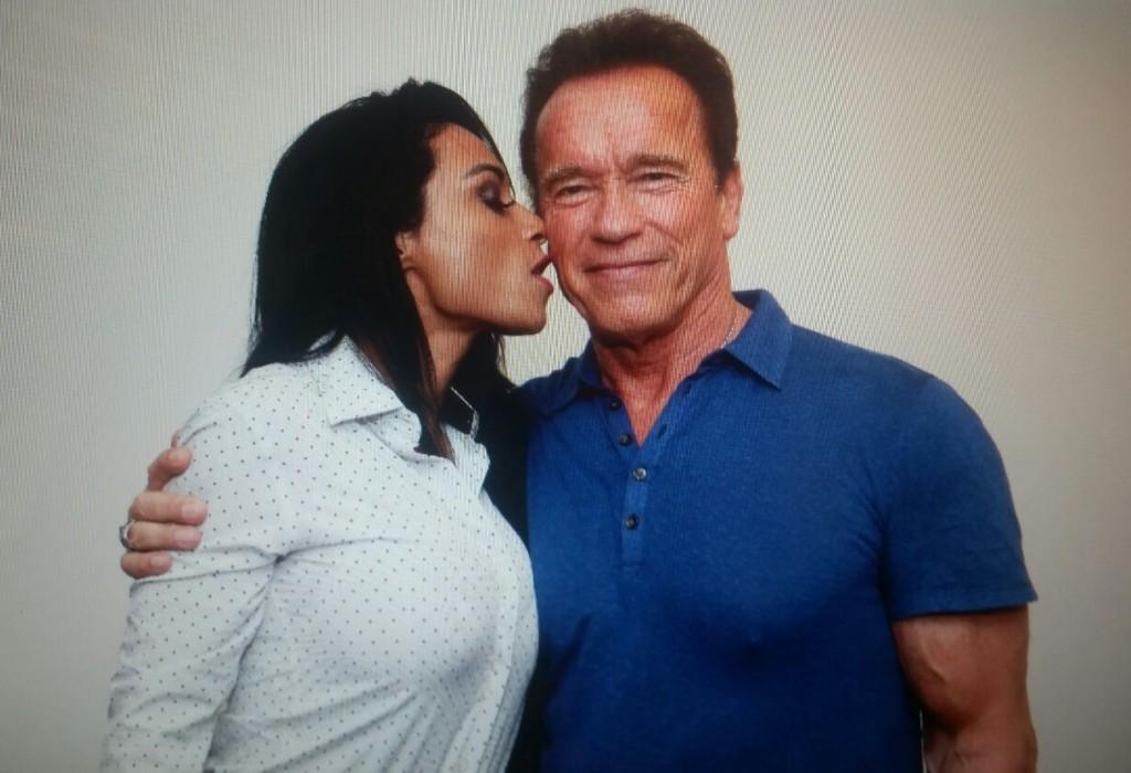 Marcela e Arnold Schwarzenegger  02