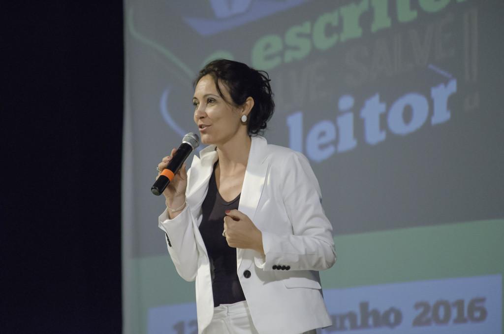 Adriana Silva, presidente da Fundação do Livro e Leitura de RP