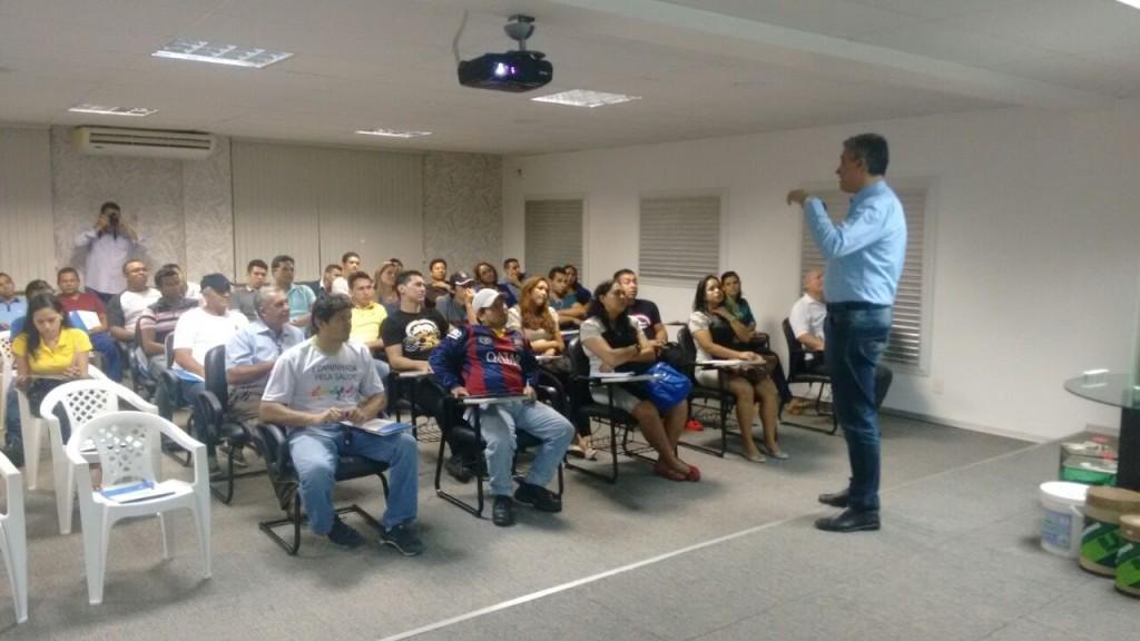 Grupo Amazonas participou de evento organizado pela Rymo em Manaus
