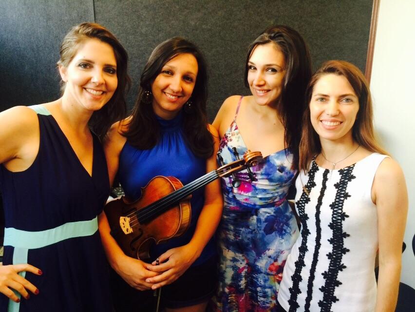Quarteto Safira