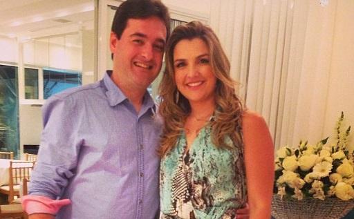 Flávia Bittar Garcia Faleiros e Aureo