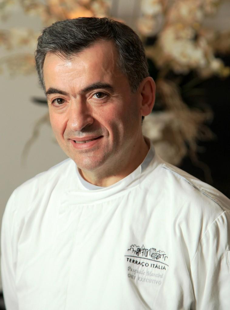 Chef àsquale Mancini