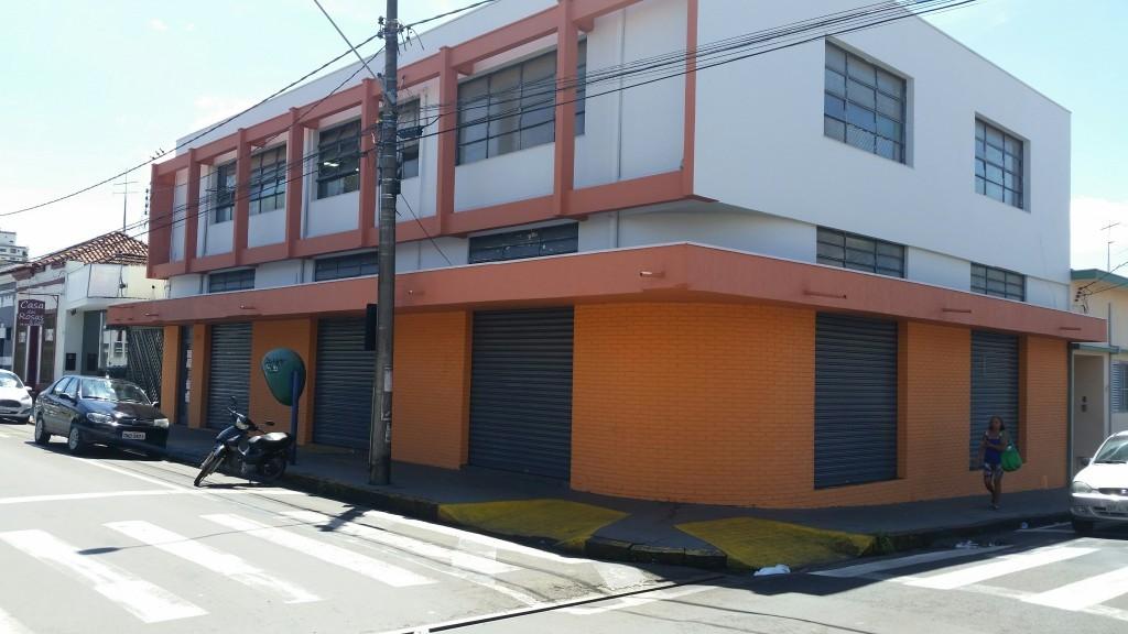 Fachada Novo Bar Luciano Carvalho