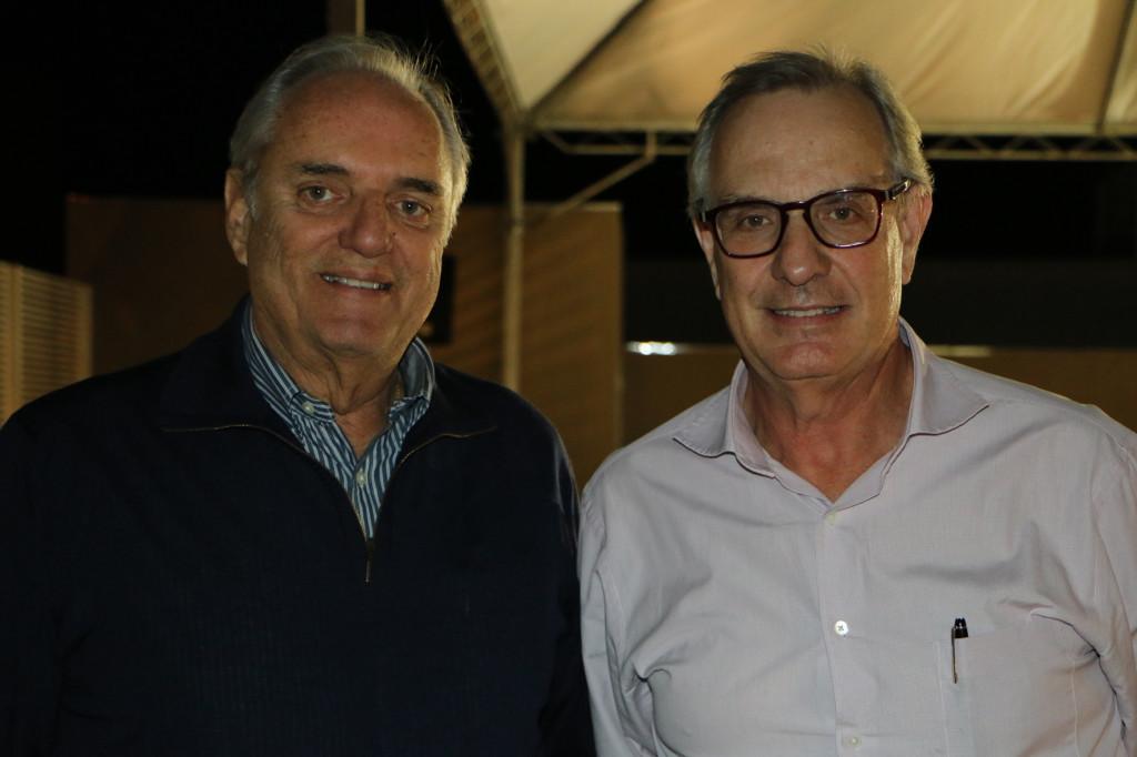 Marcos Garcia e um dos diretores da Perplan Mateus Leoni