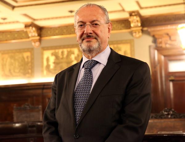 secretário estadual de Educação  José Renato Nalini