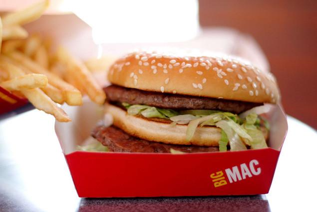 Big Mac Capa