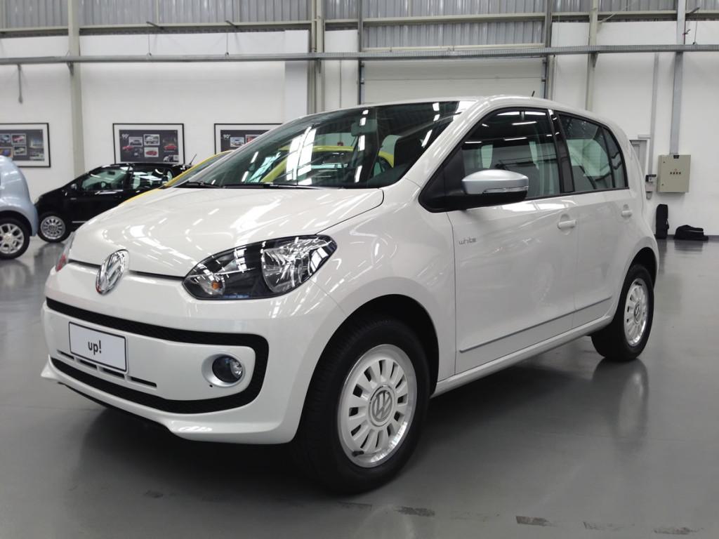 carro Volkswagen UP