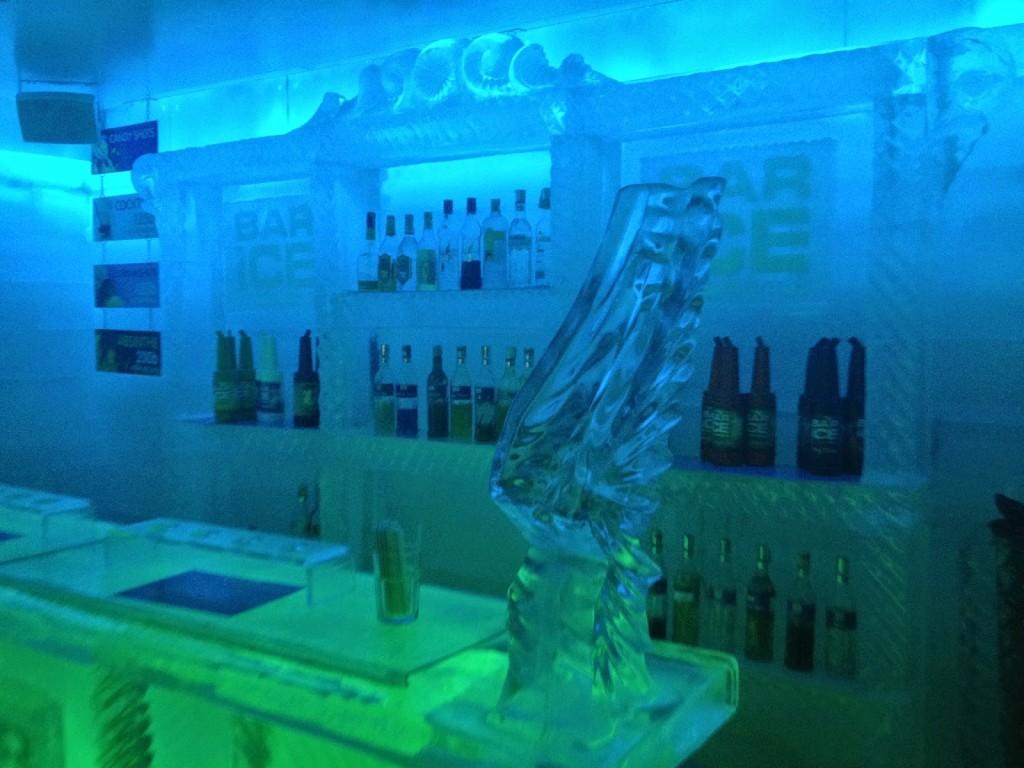 Bar de Gelo 1