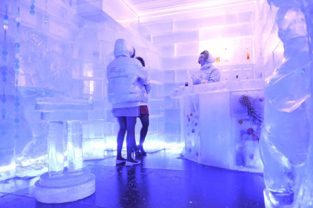 Bar de Gelo 2 Capa