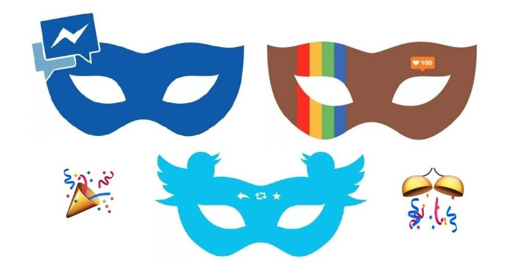 Carnaval Redes Sociais