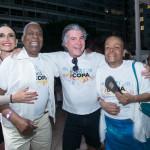Haroldo Costa, ANdrea Natal, Gustavo Moreira e Mary Marinho-1T2A7477_foto Miguel Sa