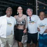 Haroldo Costa, ANdrea Natal, Gustavo Moreira e Mary Marinho-1T2A7483_foto Miguel Sa