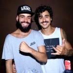 Henrique Santana e Tipo Soares