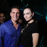 Marcelo Jardim e Juliana Haas