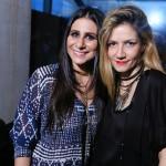 Patricia Calfat e Daniela Quintela