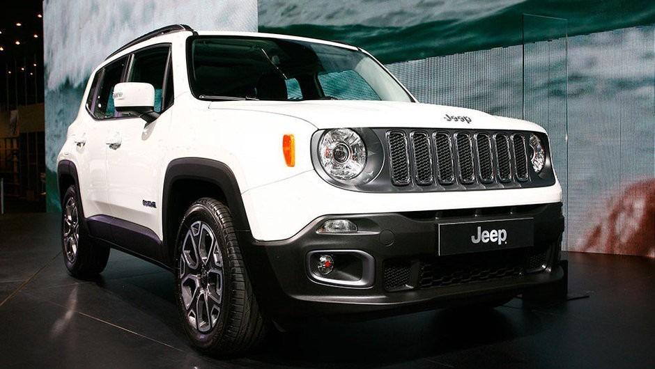 Jeep Renegade 1 8 16v 4p Flex Sport Automatico Variadas 2020 0km