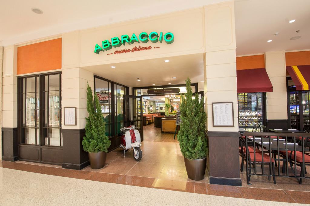 27/08/2016 - Restaurante Abbraccio promove jantar especial para convidados. FOTO: Fabio Melo