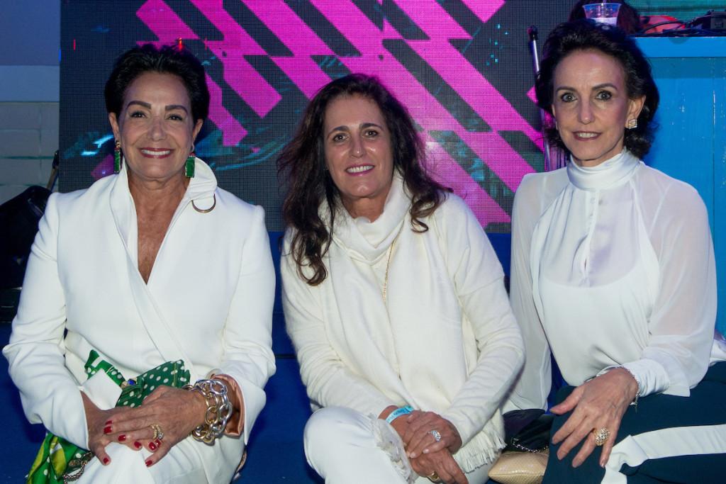 Cleuza ferreira, Luciana Leoni e jussara Sim+Áes_2636