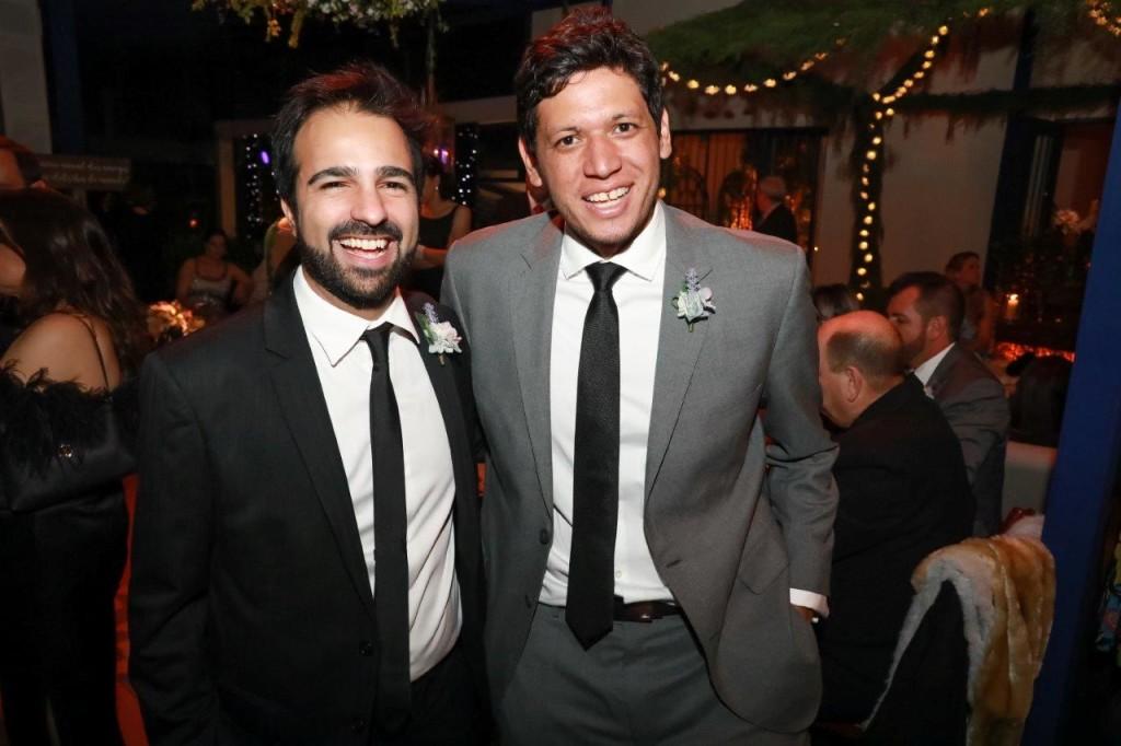 Bruno Dias e Pedro Caldas