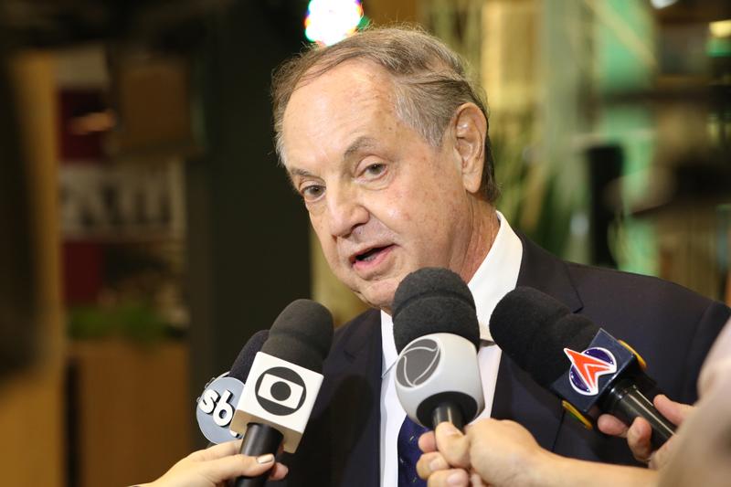 José Isaac Peres, presidente Multiplan