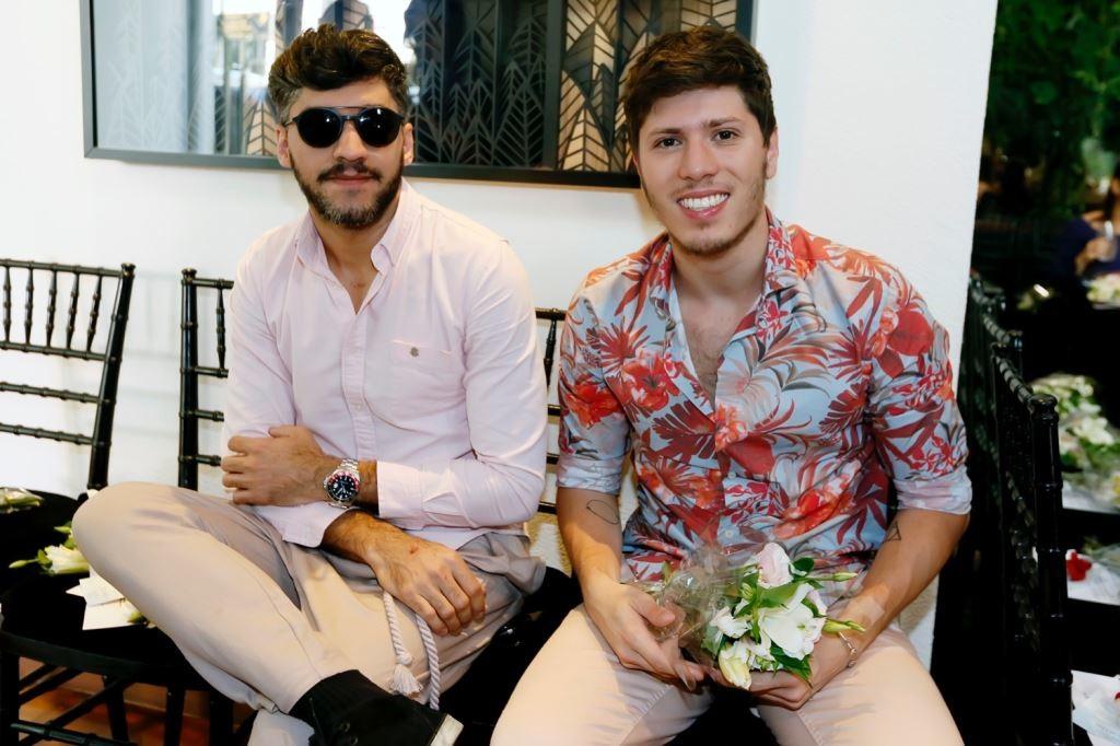 Marcelo Pereira e Kenon Bucca