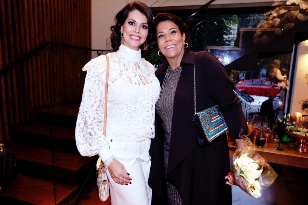 Muriel Torres e Olinda Torres