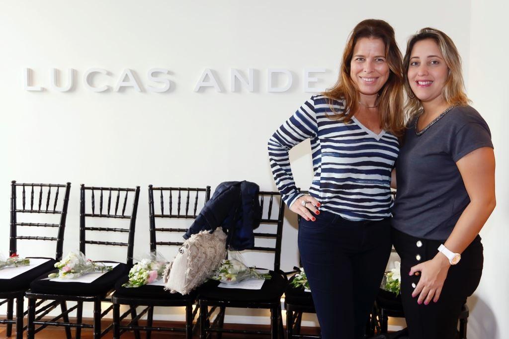 Patricia Oliveira e Maira Andrade