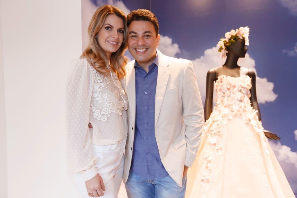 Poliana Helena e Robson Jassa