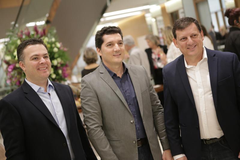 Vinicius Bazzan, Rodrigo Mari e Rogério Mari