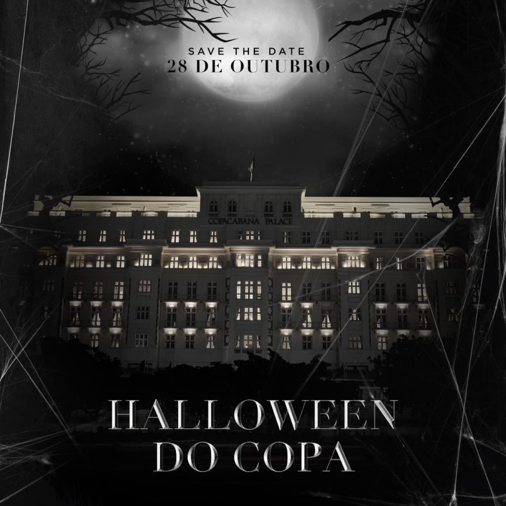 Halloween do Copa