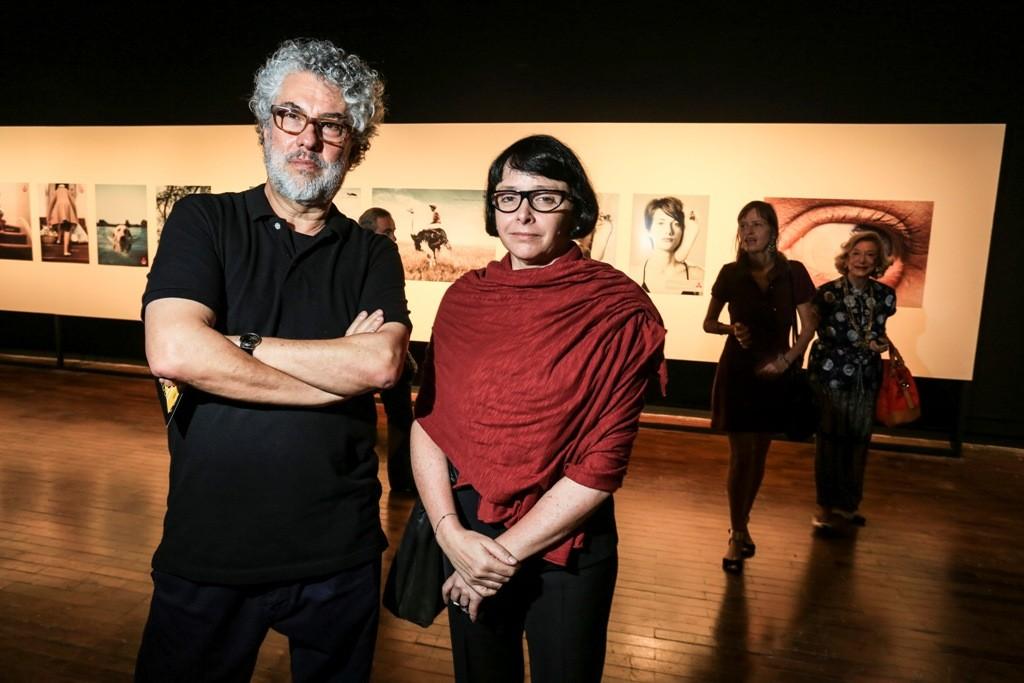 Marcio Kogan e Diana Radomysler
