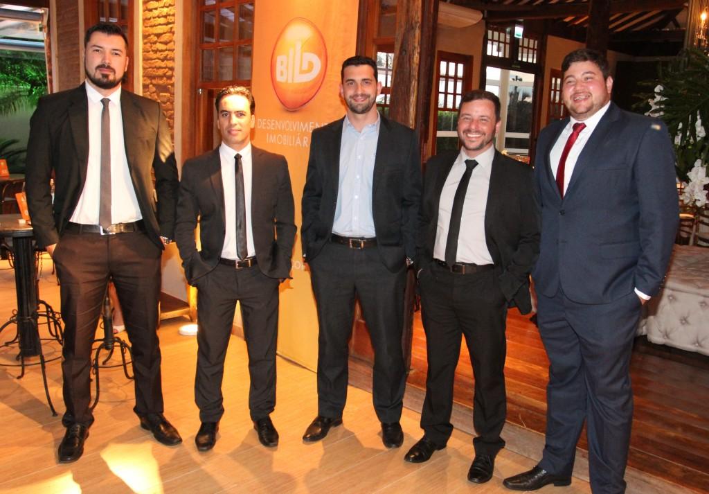 Jorge S+í, Silvio Vasconcelos, Jos+® Vitor Jordani, Juliano Cardoso Franco e Jo+úo Paulo Rodrigues