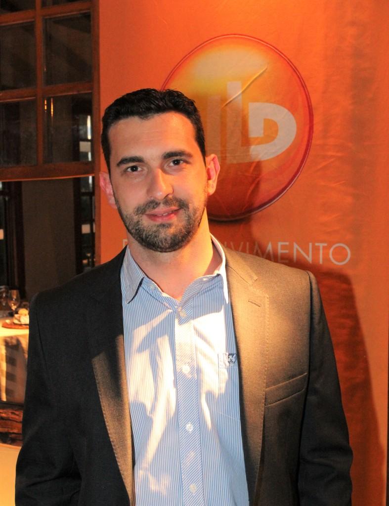 Jos+® Vitor Jordani, diretor Bild Franca