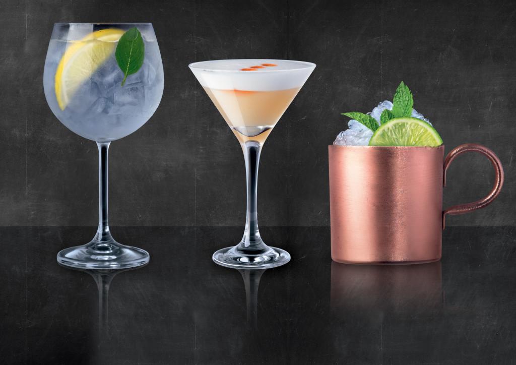 Novo menu de drinks é inspirado na coquetelaria italiana