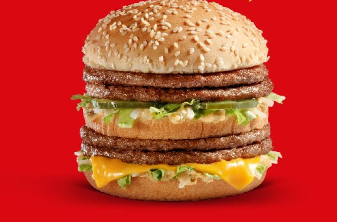 Duplo Big Mac